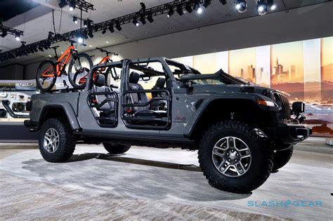 charmingly brash   jeep gladiator        slashgear
