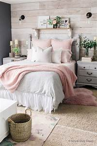 bedroom design ideas Charming But Cheap Bedroom Decorating Ideas • The Budget ...