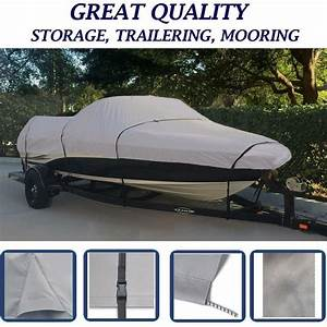 Boat Cover Sea Ray 180 Bow Rider 1997 1998 1999 2000 2001