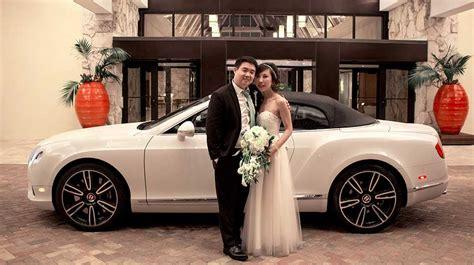 Wedding Luxury Car Rental Miami