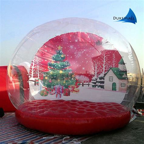 inflatable snow globes christmas decorations foto bugil