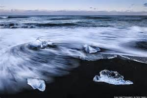 Iceland Black Sand Beaches