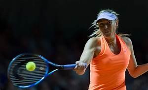 Maria Sharapova - Porsche Tennis Grand Prix in Stuttgart ...