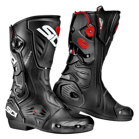 motorcycle gear boots sidi roarr boots revzilla