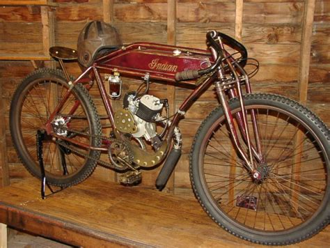 Replicaboard Track Racercafe Racer Antique Motorcycle