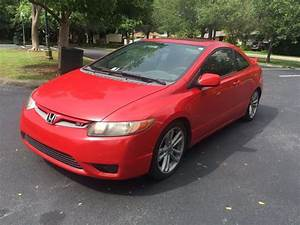 2007 Used Honda Civic Si 2dr Coupe Manual W  St At A Luxury