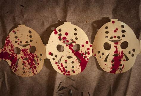 halloween deko basteln gruselige halloween girlanden aus