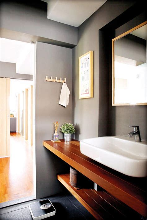 hdb bathrooms    practical  luxurious