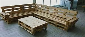 Palettenmöbel Selber Bauen : palettenm bel selber bauen sitzecke mit tisch ~ Buech-reservation.com Haus und Dekorationen