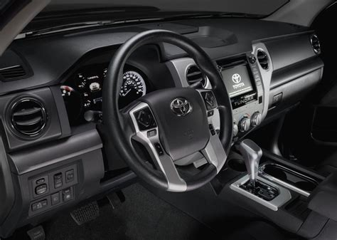 what does interior 2018 toyota tundra review and news update 2018 2019
