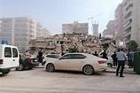 強震襲土耳其希臘近海 至少19死逾700傷   地震   愛琴海   土耳其地震   大紀元