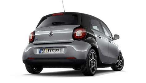 smart eq forfour smart car models list complete list of all smart models