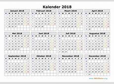 2018 kalender dengan daftar hari libur 2019 2018