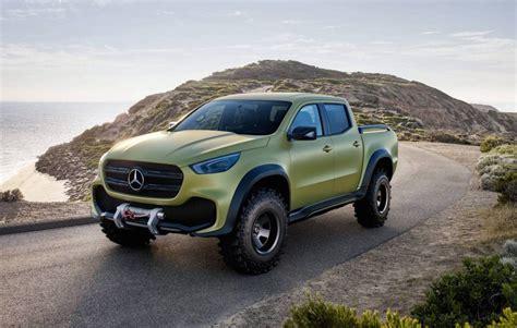 Mercedes-benz X-class Ute In Australia For Promo, Dealers