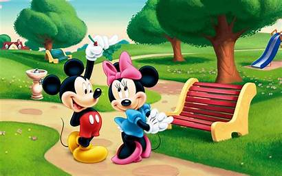 Mickey Minnie Mouse Wallpapers Disney Cartoon Characters