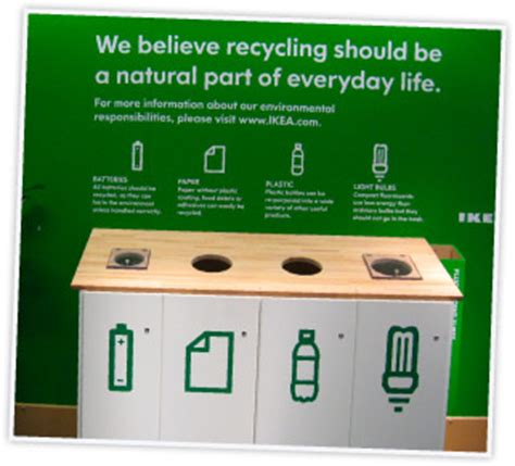 recycle your cfls with ikea s free take back program