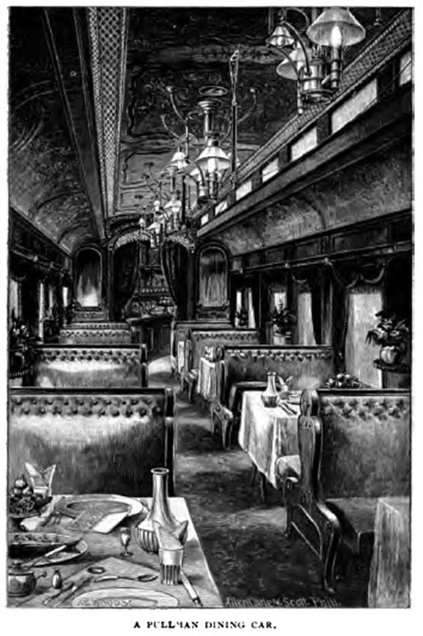 Pullman Cars and the Pullman Car Company - 8 Historic