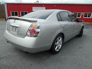 Find Used 2003 Nissan Altima Se 3 5l Silver 5 Speed Manual