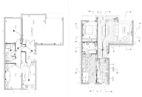 bureau logement rénovation d 39 une appartement 3 pièces par un architecte d