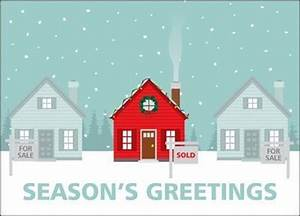 Real Estate Christmas Cards