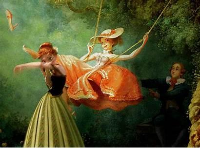 Tangled Swing Frozen Fragonard Jean