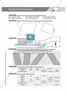 Gewinnmaximum Berechnen Mathe : aufgaben und beispiele zur berechnung des fl cheninhalts von parallelogramm dreieck und trapez ~ Themetempest.com Abrechnung