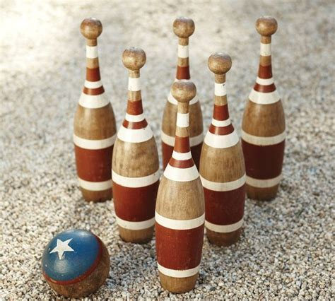 Backyard Bowling Set by Vintage Bowling Set Contemporary Outdoor And Lawn