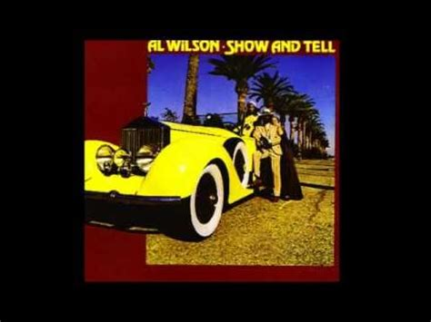 Wilson Show by Al Wilson Show Tell