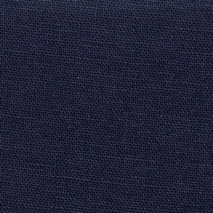Jaclyn Smith Linen/Cotton Blend Indigo - Discount Designer