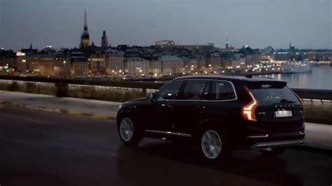 the volvo commercial 2016 volvo xc90 tv spot 39 our idea of luxury 39 song by