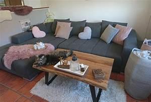 Wohnzimmer Grau Rosa : wohnzimmer bilder lass dich inspirieren ~ Orissabook.com Haus und Dekorationen
