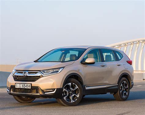 All-new Honda CR-V – Part 1 - ArabWheels