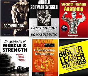 Top 10 Bodybuilding Books  U2014 Best Exercise  Health And