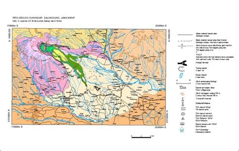 momons letusan gunung galunggung tasikmalaya