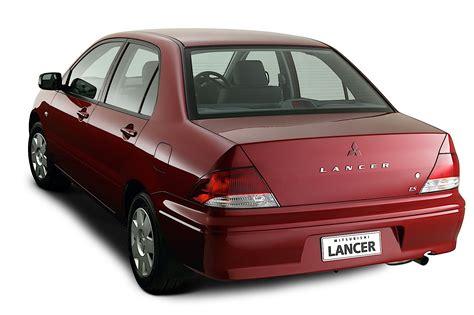MITSUBISHI Lancer - 2000, 2001, 2002, 2003 - autoevolution