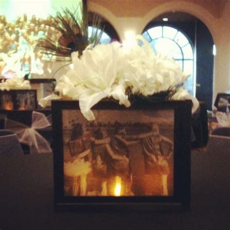 picture frames for wedding tables diy picture frame centerpiece decoration ideas