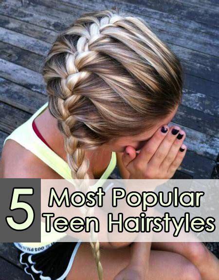 Short Haircuts For Teenage Girl