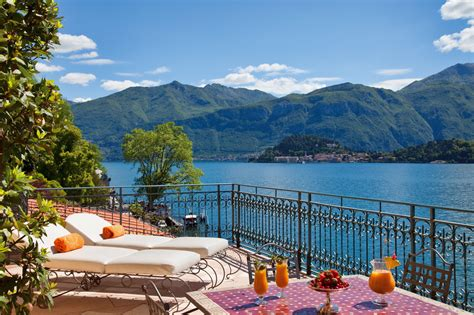 tourism on lake como ground report