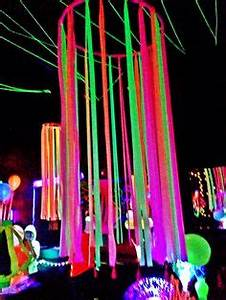 1000 images about Glow Party on Pinterest