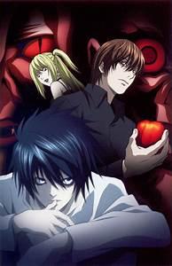 Death Note - Misa, L, Kira   Death Note   Pinterest ...