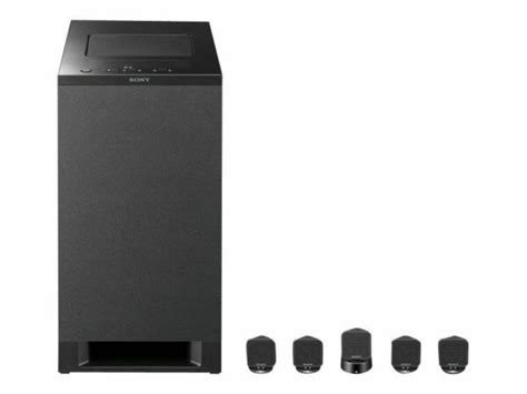Sony Ht-is100 Home Theater System