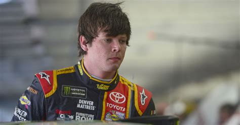 erik jones celebrates st birthday shows   mullet