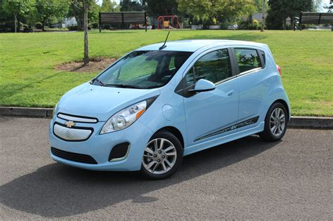 chevrolet spark ev switches battery cells  mile