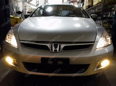 2006 2007 honda accord 4dr sedan oem style jdm yellow
