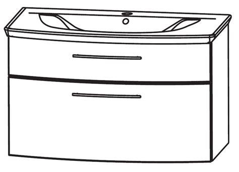 waschtisch mit unterschrank 70 cm breit 40511 puris linea waschtisch mit unterschrank 71 2 cm breit setln70 1 badm 246 bel 1
