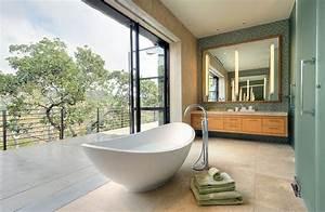 Moderne Freistehende Badewannen : hei es bad freistehende badewannen bieten entspannung ~ Sanjose-hotels-ca.com Haus und Dekorationen