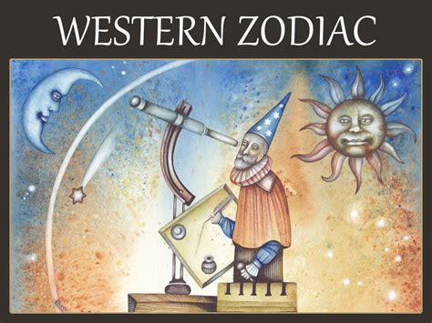 western zodiac  zodiac signs meanings traits