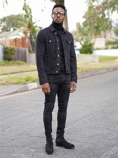Street Fall Chic Ootd Mens Outfit Vibe
