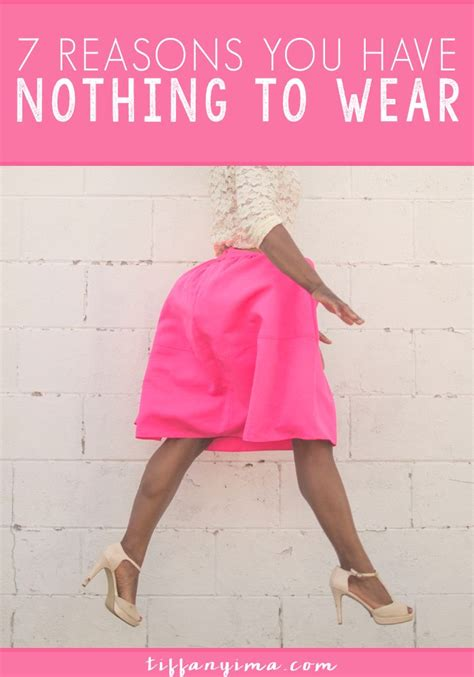 7 Reasons You Have Nothing To Wear  Cas, The O'jays And Blog