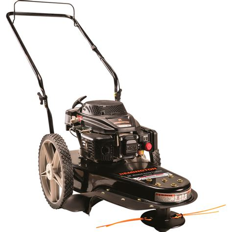 trimmer walk behind string remington 159cc ohv cutting engine wheeled husqvarna grass tools 22in 25a deck northerntool northern tool hover